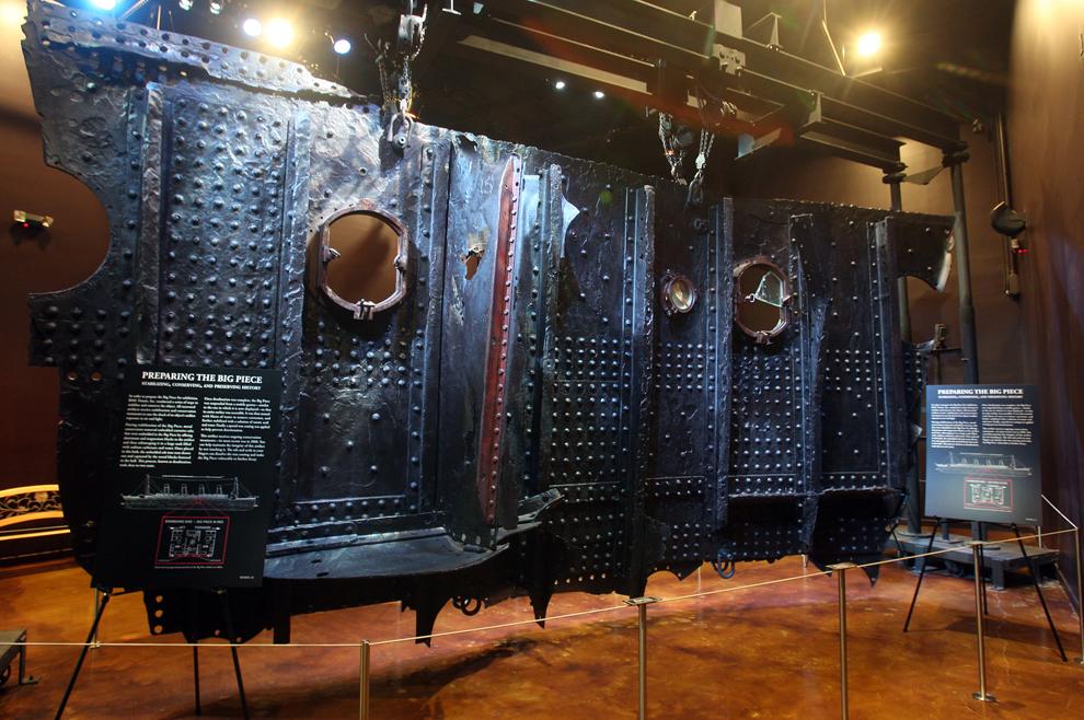 bp32 100 летие гибели Титаника