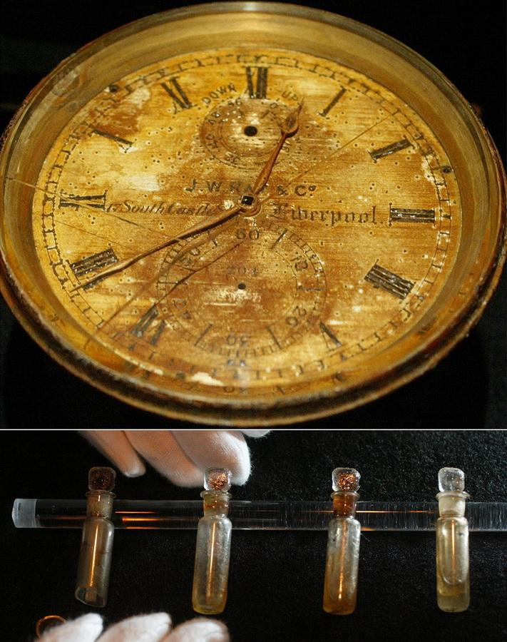 bp39 100 летие гибели Титаника