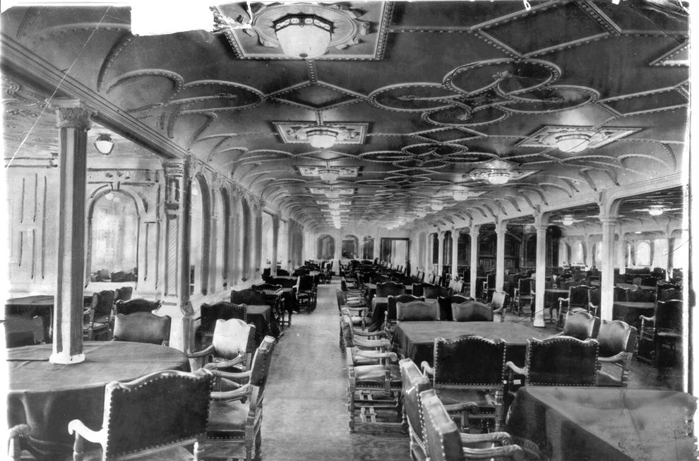 bp4 100 летие гибели Титаника