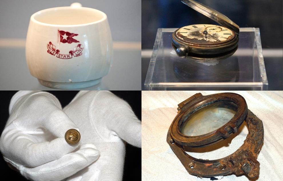 bp42 100 летие гибели Титаника