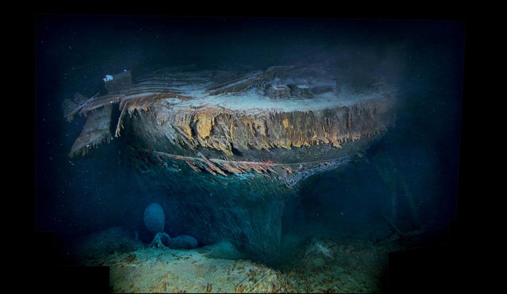 bp46 100 летие гибели Титаника