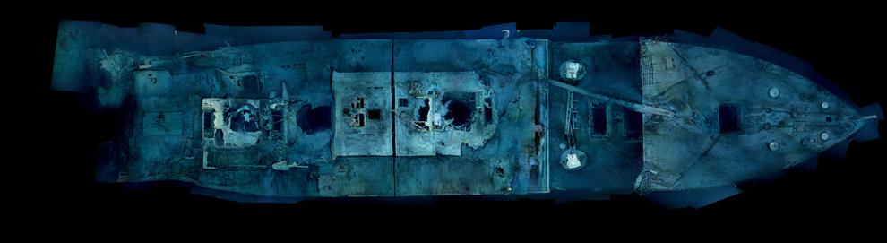 bp47 100 летие гибели Титаника