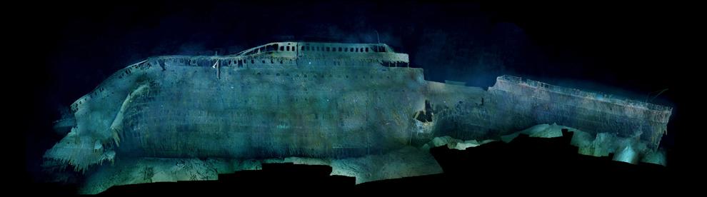 bp48 100 летие гибели Титаника