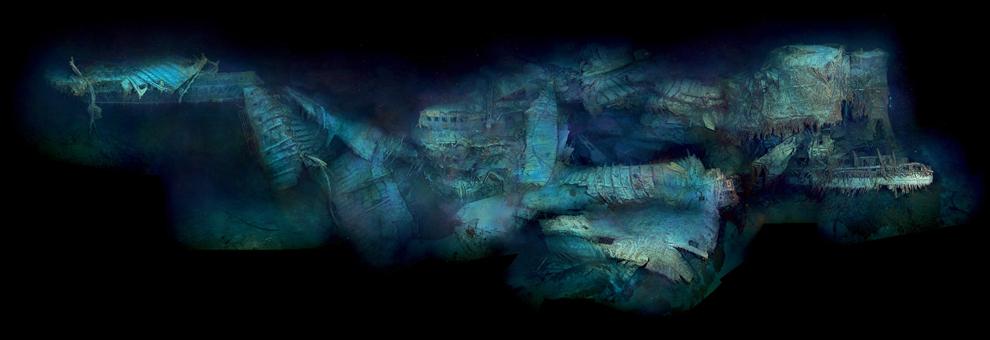 bp49 100 летие гибели Титаника