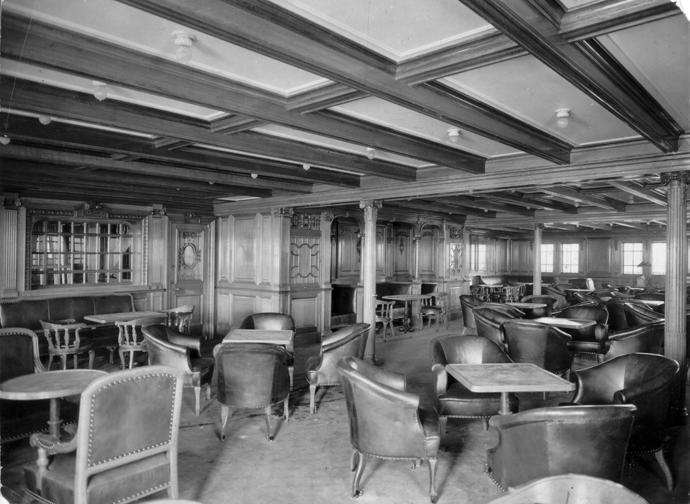 bp5 100 летие гибели Титаника