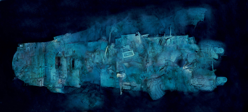 bp50 100 летие гибели Титаника