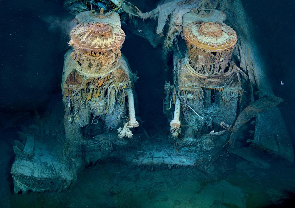 bp51 100 летие гибели Титаника