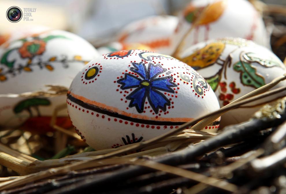 eastereggs 001 Пасхальные яйца