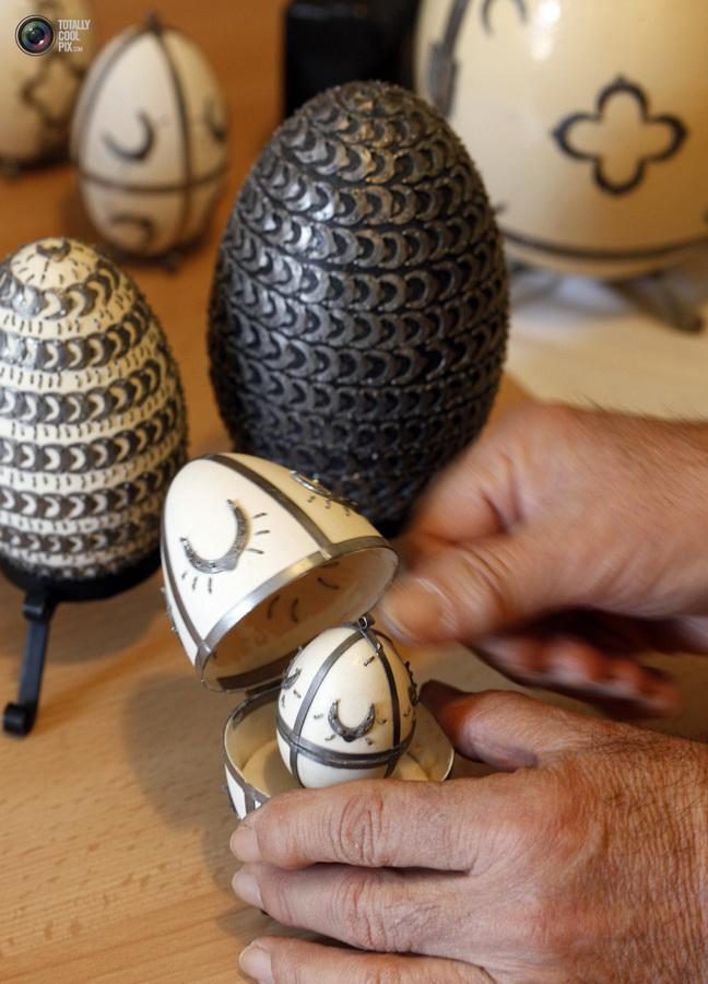 eastereggs 007 Пасхальные яйца