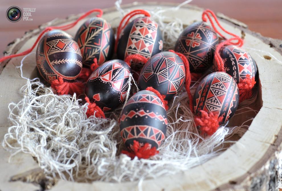 eastereggs 016 Пасхальные яйца