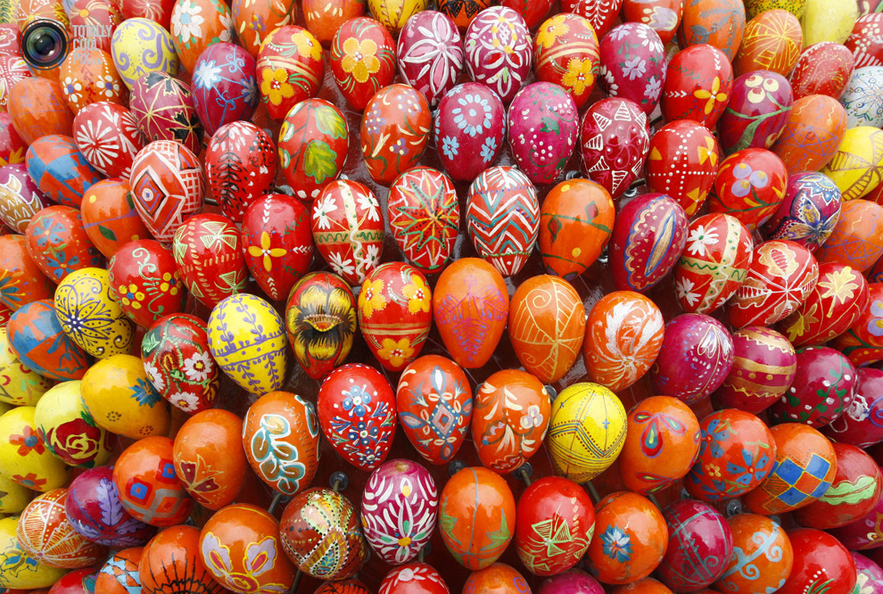 eastereggs 018 Пасхальные яйца