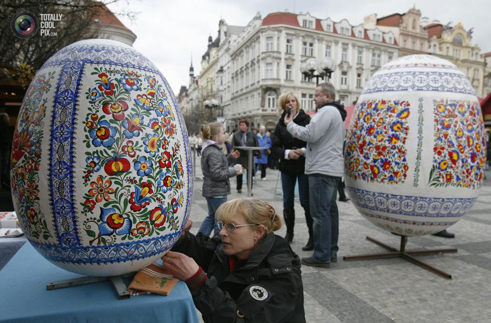 eastereggs 022 Пасхальные яйца