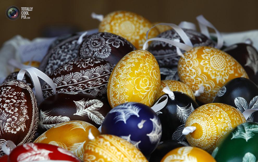 eastereggs 025 Пасхальные яйца