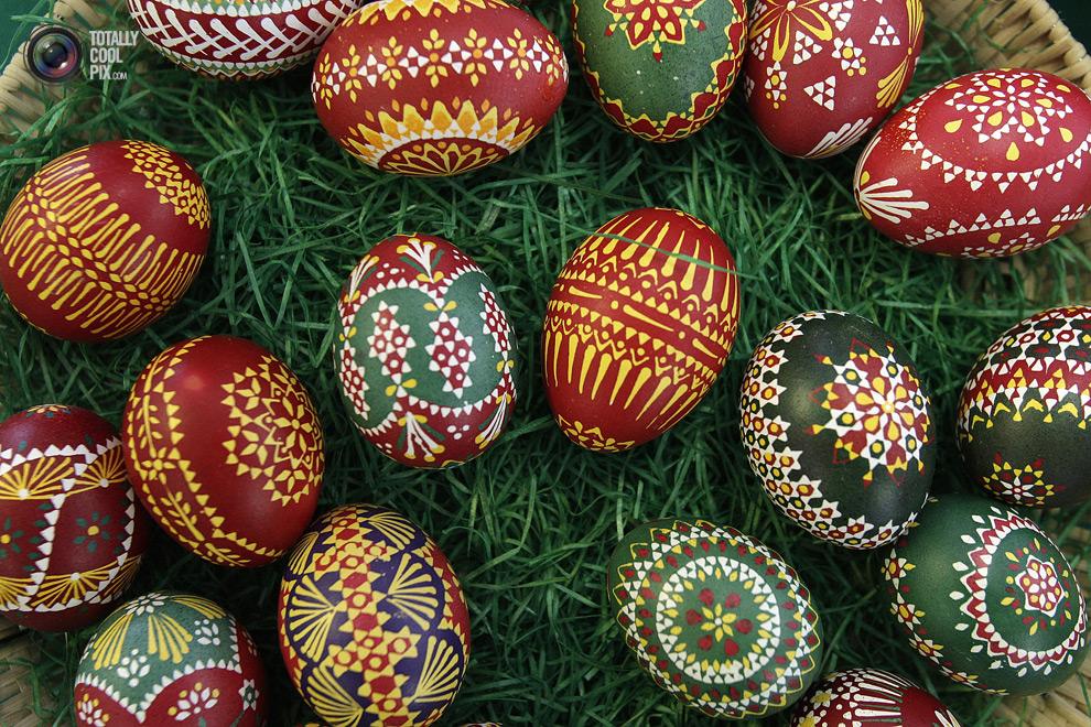 eastereggs 028 Пасхальные яйца