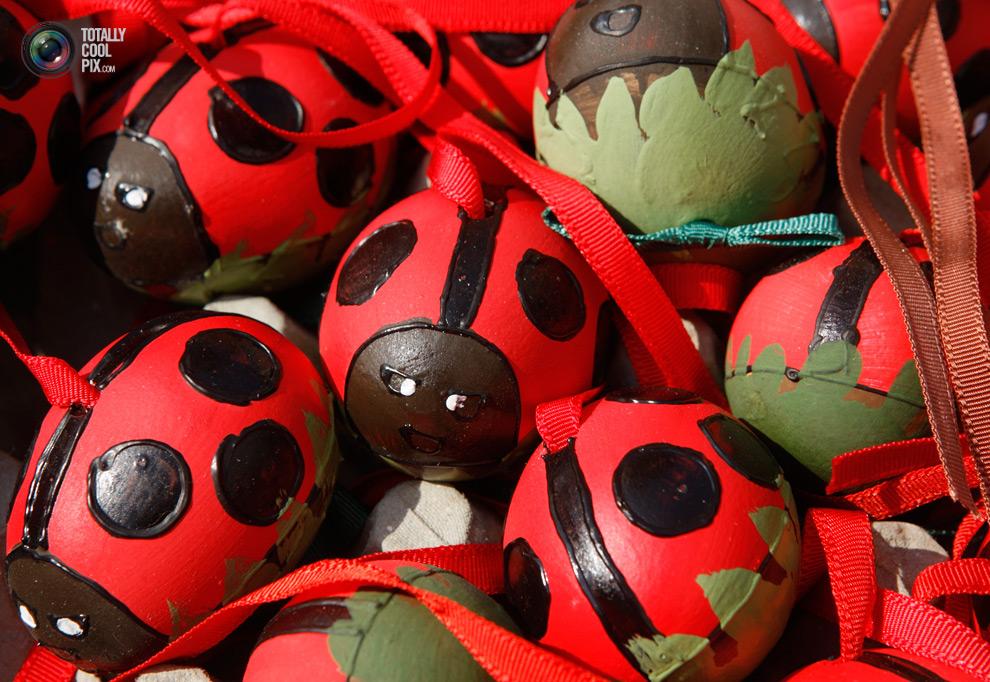 eastereggs 032 Пасхальные яйца