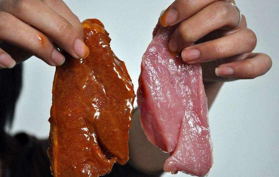 kak podh Как в Китае подделывают мясо