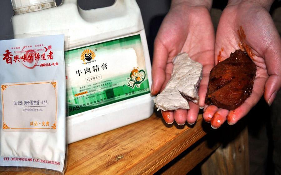kak podi Как в Китае подделывают мясо