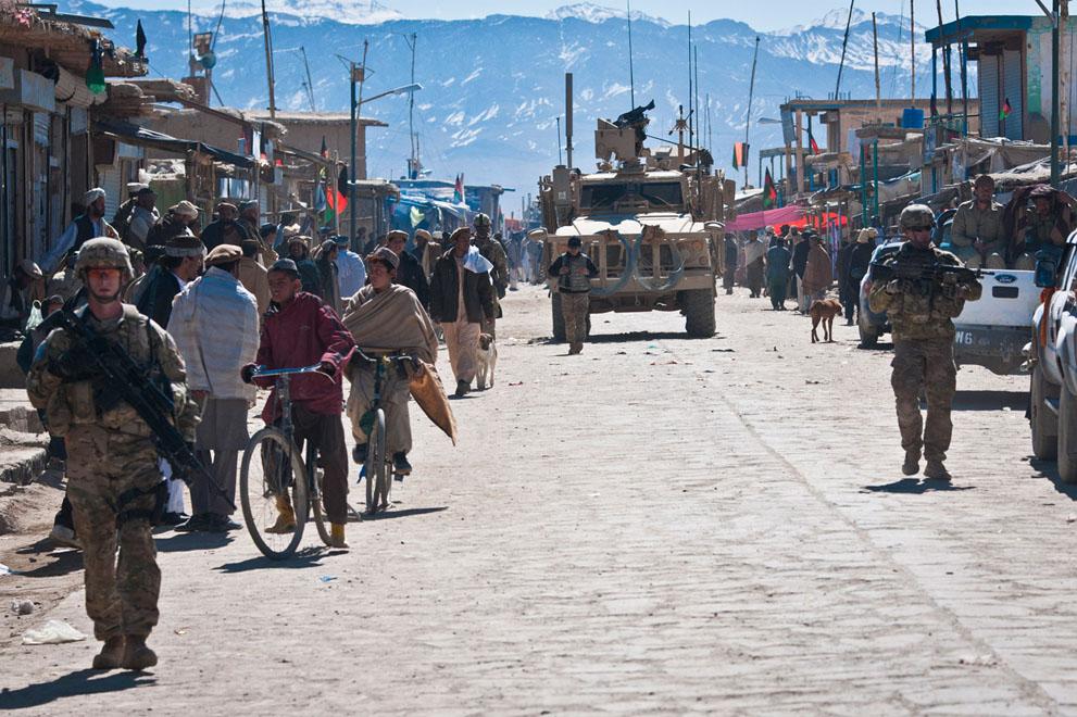 Афганистан март2012