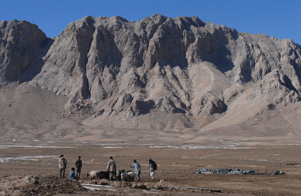 s a40 00539481 Афганистан март 2012