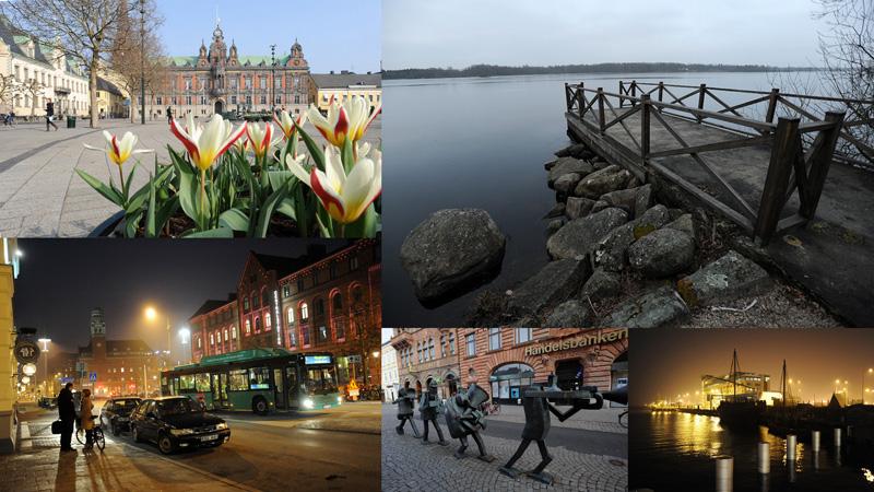 select 2 Мальмё и еще немного Швеции
