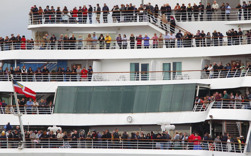 titanic02 Мемориальный круиз по маршруту Титаника
