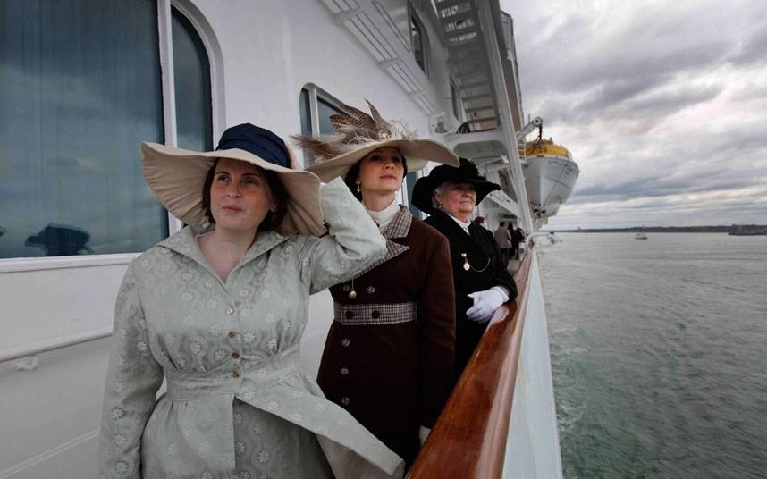 titanic05 Мемориальный круиз по маршруту Титаника