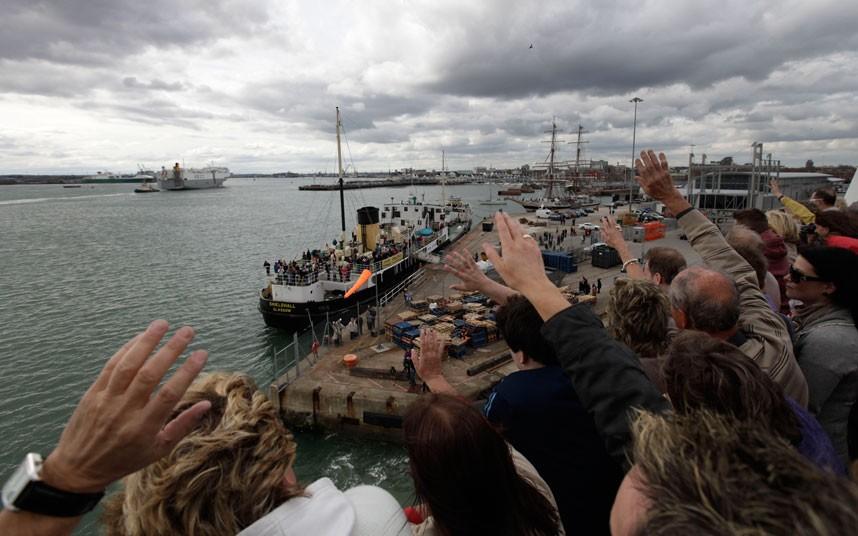 titanic12 Мемориальный круиз по маршруту Титаника