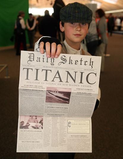 titanic13 Мемориальный круиз по маршруту Титаника