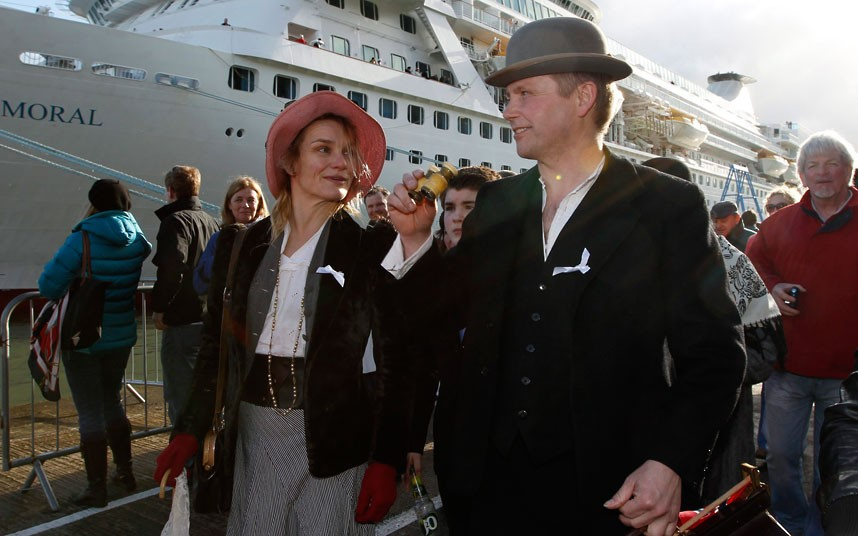 titanic14 Мемориальный круиз по маршруту Титаника