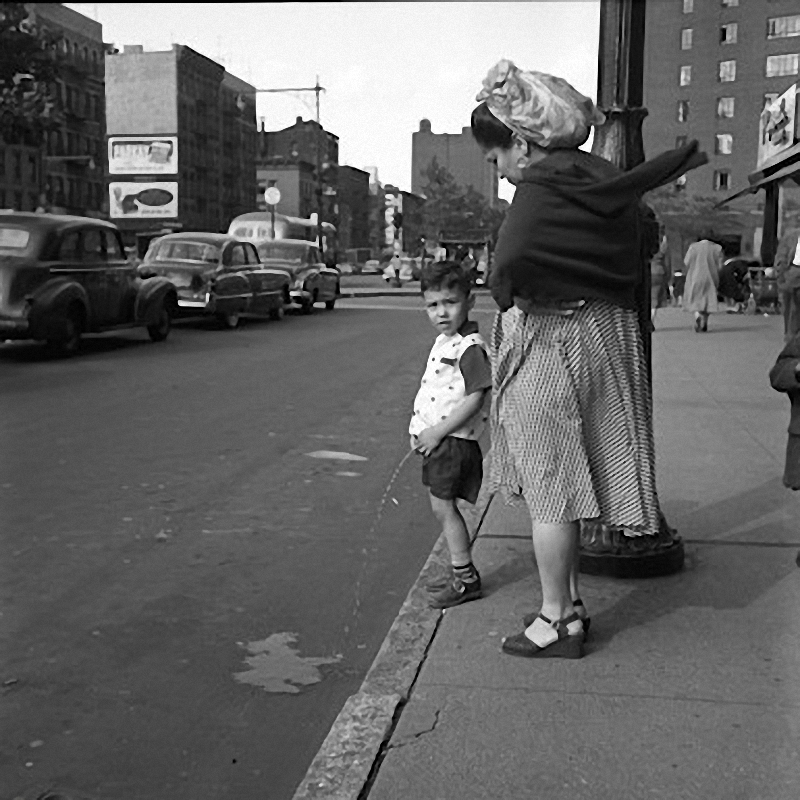vm7 Жизнь в забвении: Фотографы, которые прославились после смерти