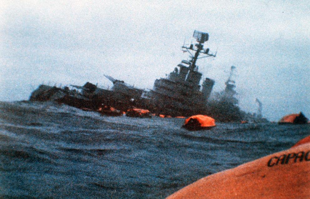 war01 30 летняя годовщина Фолклендской войны