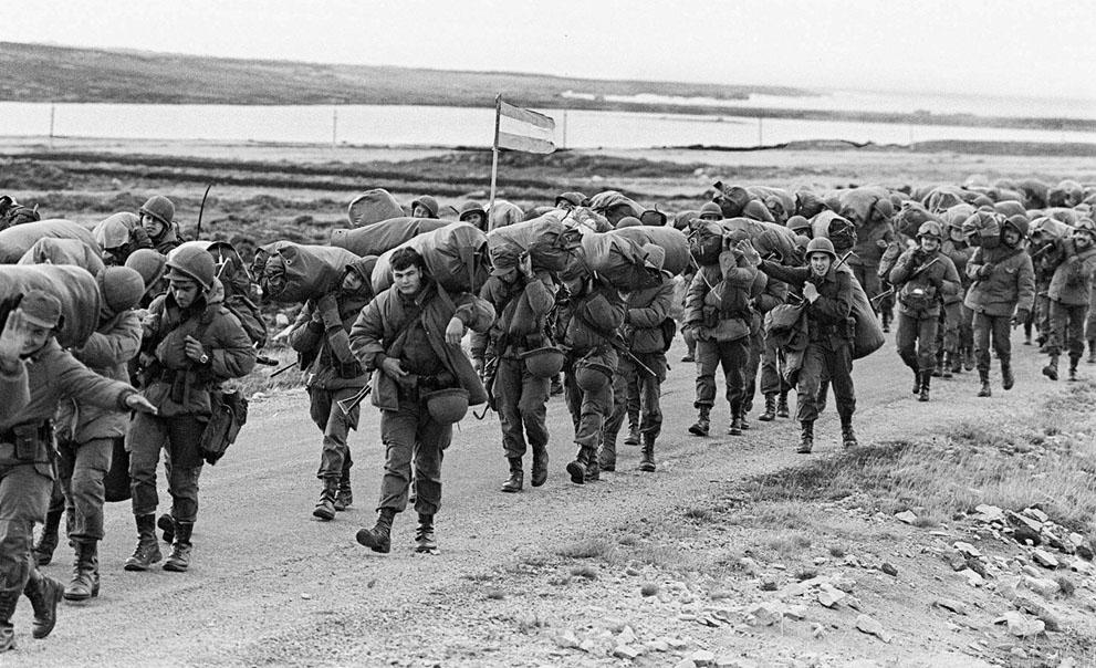 war02 30 летняя годовщина Фолклендской войны