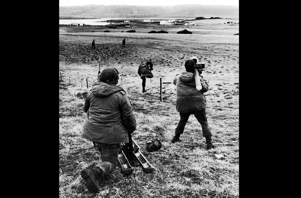 war05 30 летняя годовщина Фолклендской войны