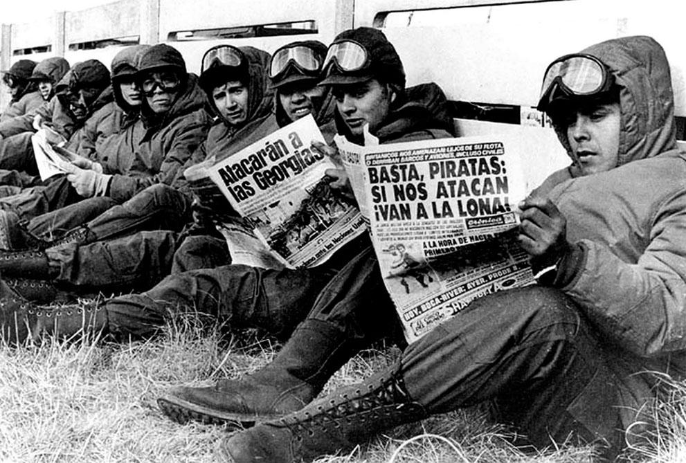 war06 30 летняя годовщина Фолклендской войны