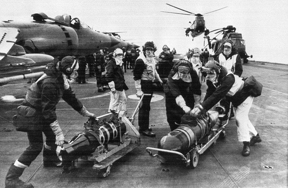 war08 30 летняя годовщина Фолклендской войны