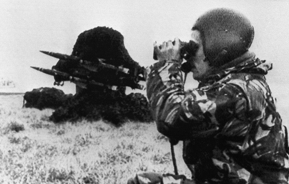 war09 30 летняя годовщина Фолклендской войны