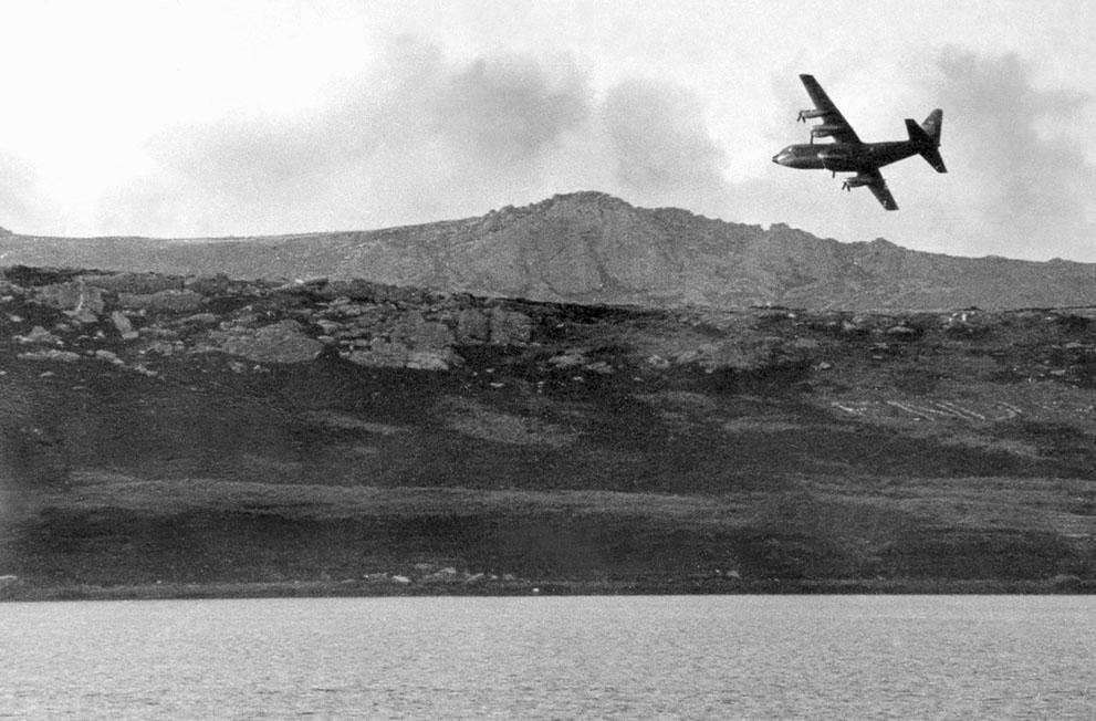 war12 30 летняя годовщина Фолклендской войны