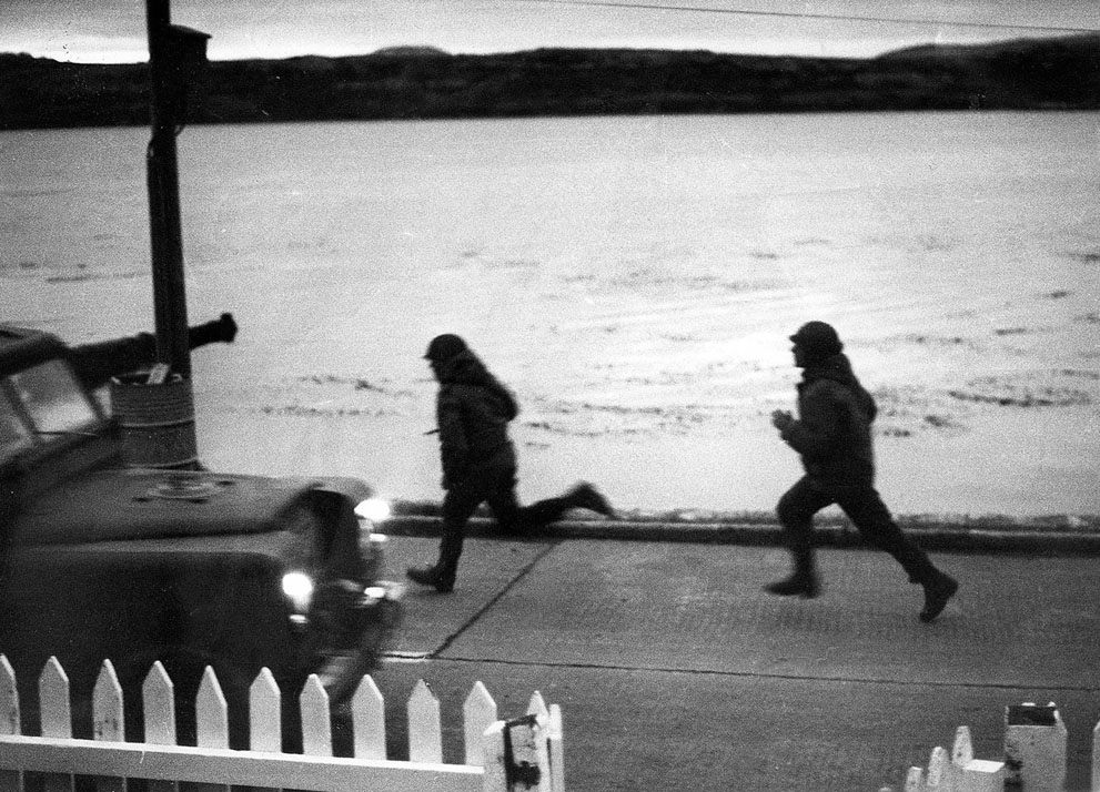 war13 30 летняя годовщина Фолклендской войны