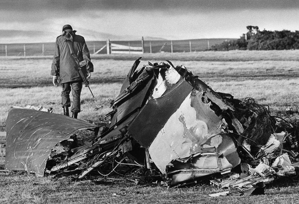 war14 30 летняя годовщина Фолклендской войны