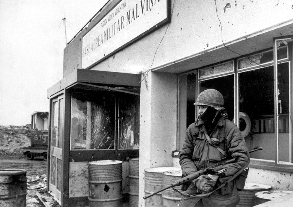 war18 30 летняя годовщина Фолклендской войны
