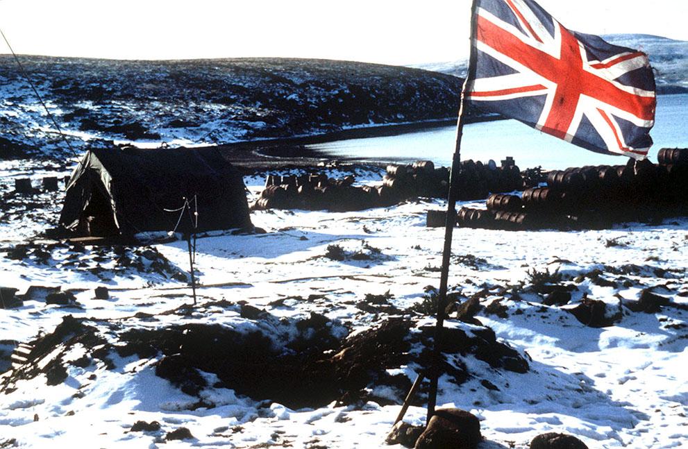 war19 30 летняя годовщина Фолклендской войны