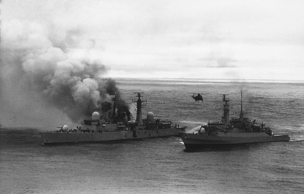war20 30 летняя годовщина Фолклендской войны