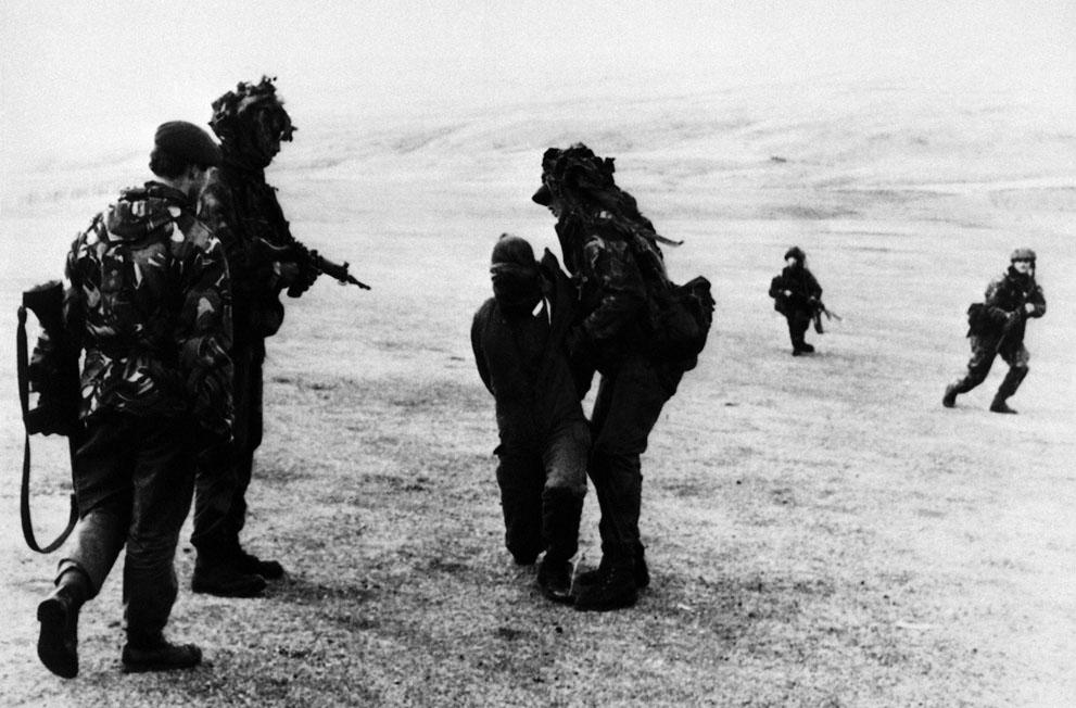 war21 30 летняя годовщина Фолклендской войны