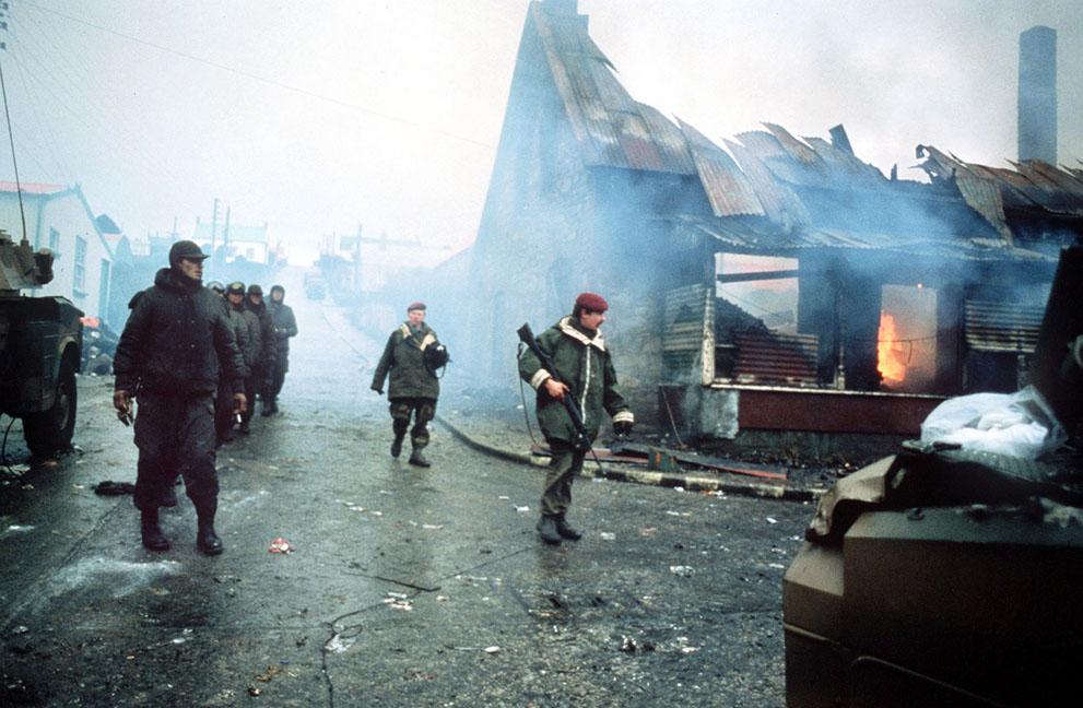 war23 30 летняя годовщина Фолклендской войны
