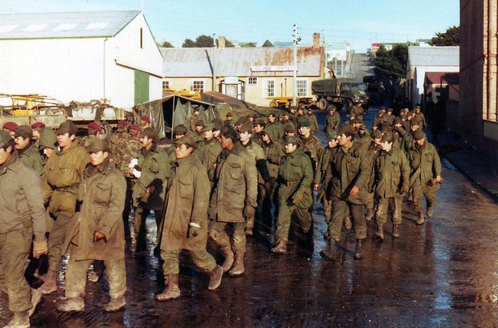 war24 30 летняя годовщина Фолклендской войны