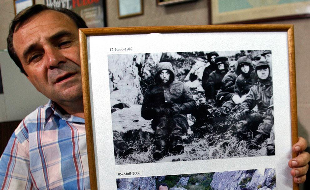 war27 30 летняя годовщина Фолклендской войны