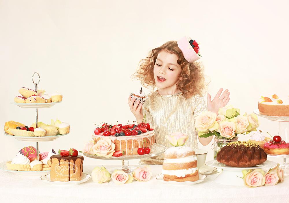 0115 Детки конфетки в сладком фотопроекте Ольги Гужевниковой
