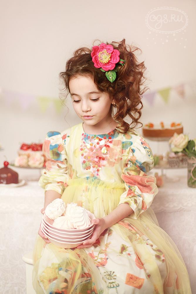 0214 Детки конфетки в сладком фотопроекте Ольги Гужевниковой