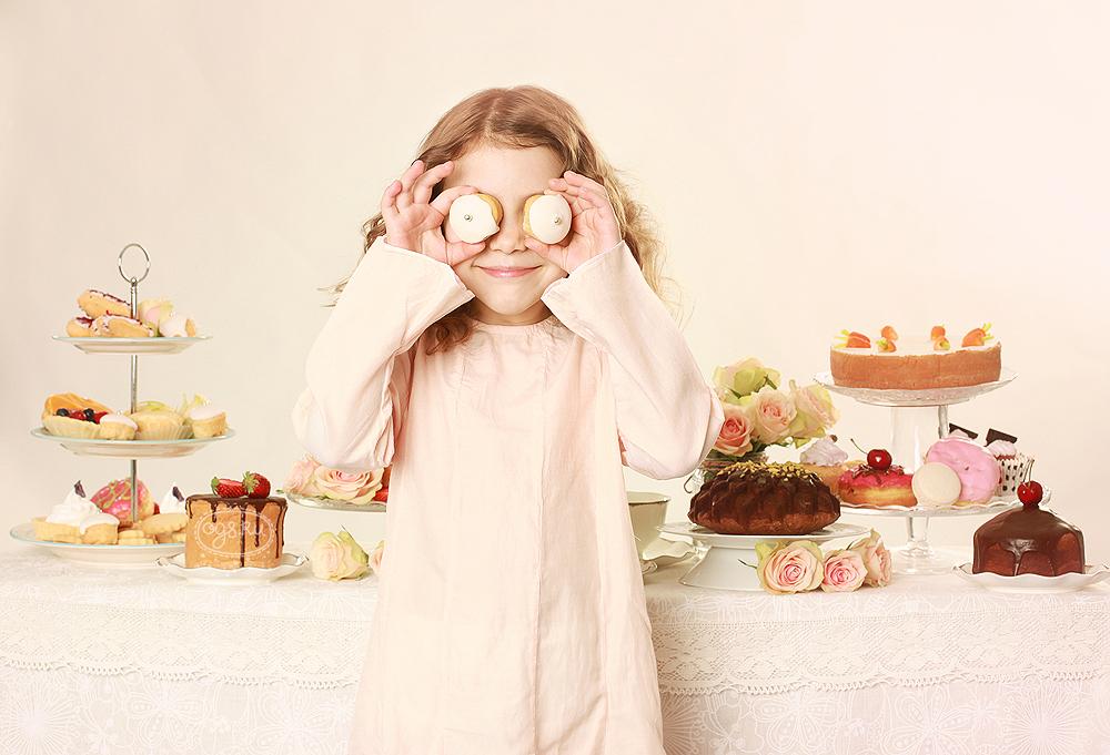 0314 Детки конфетки в сладком фотопроекте Ольги Гужевниковой