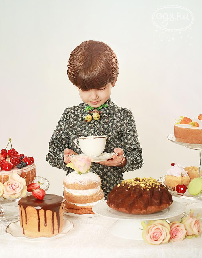 0414 Детки конфетки в сладком фотопроекте Ольги Гужевниковой